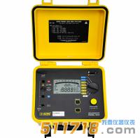 美国AEMC 6505便携式可编程兆欧表