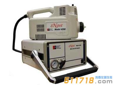 美国EST zNose 4200便携式气相色谱分析仪