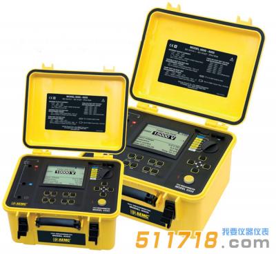 美国AEMC 6550便携式兆欧表