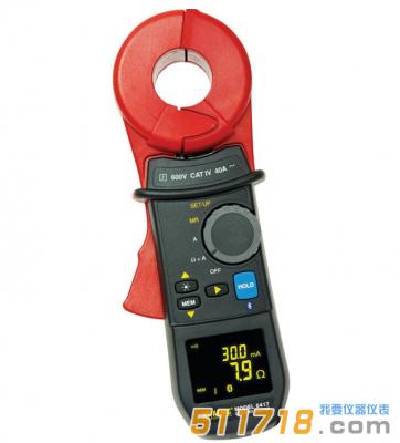 美国AEMC 6417钳形接地电阻测试仪