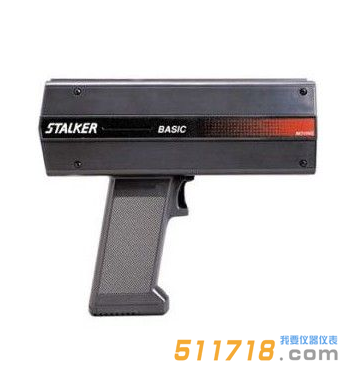美国斯德克 Stalker Basic便携式雷达测速仪