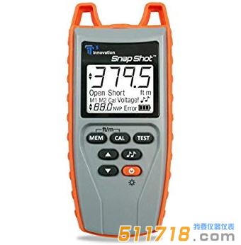 美国T3 Innovation SS200电缆测试仪