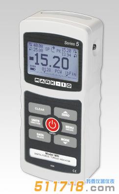 美国Mark-10 M5i力/扭矩显示器