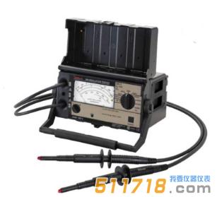 美国Simpson 505便携式指针式1TΩ、5000V绝缘测试仪