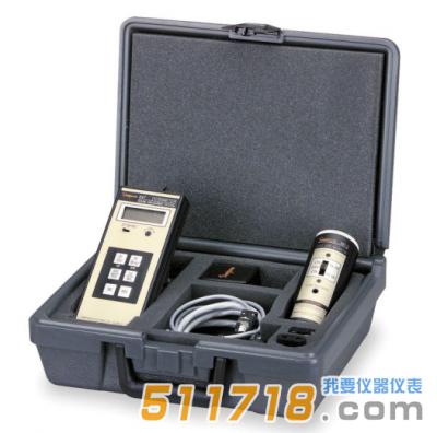 美国Simpson SMS-2/897声音剂量计噪音分析仪套装