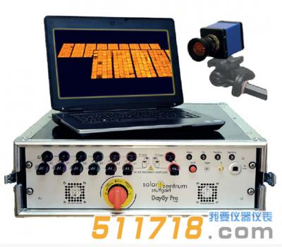 德国GMC-Instruments DaySy Pro 1000全天候日用型白天EL检测系统