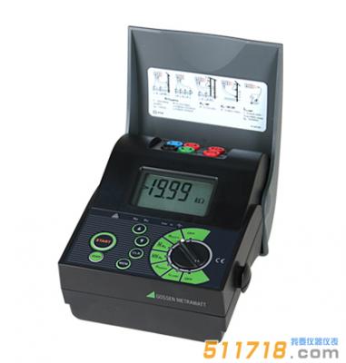 德国GMC-Instruments GEOHM 5安规测试仪