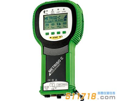 德国GMC-Instruments METRISO C安规测试仪