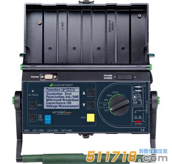 德国GMC-Instruments METRISO PRIME+安规测试仪