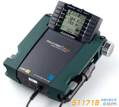 德国GMC-Instruments PROFITEST MPRO安规测试仪