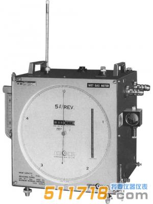 日本品川 W-NK-0.5A湿式气体流量计