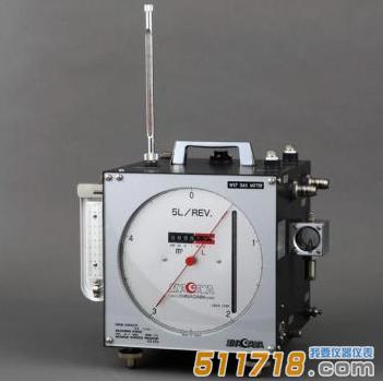 日本品川 W-NK-2B湿式气体流量计