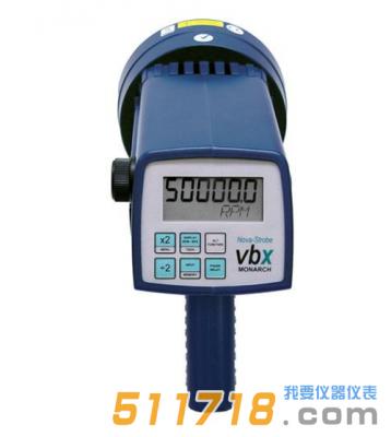 美国Monarch(蒙那多) VBX振动分析频闪仪