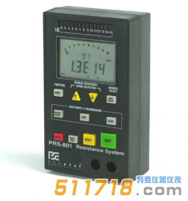 美国Prostat PRS-801重锤式表面电阻测量仪