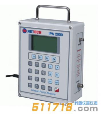 美国Netech IPA-2000输液泵分析仪