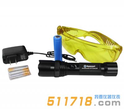 美国Mastercool 53518-UV高强度紫外手电筒制冷剂泄露检测紫外灯