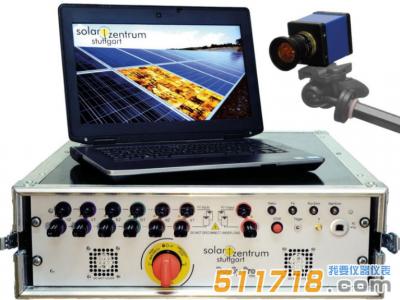 英国Seaward DaySy Pro 1000便携式EL测试仪太阳能光伏电池板PV模块缺陷检测