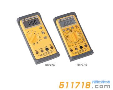 台湾泰仕 TES-2700/2712手持式LCR数字式电表