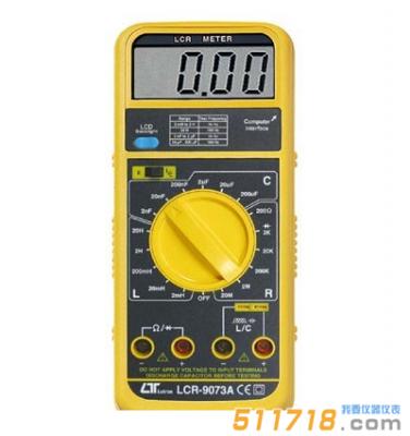 台湾路昌 LCR-9073A智慧型LCR表