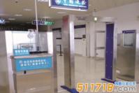 BG3400系列行人通道式放射性物质监测系统