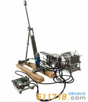 加拿大Transdrill TD120便携式百米岩芯钻机