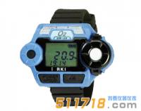 日本理研GW-2X手表式氧气检测仪