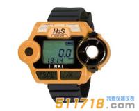 日本理研GW-2H手表式硫化氢检测仪