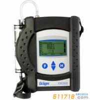 德国Drager MSI EM200多种烟气分析仪