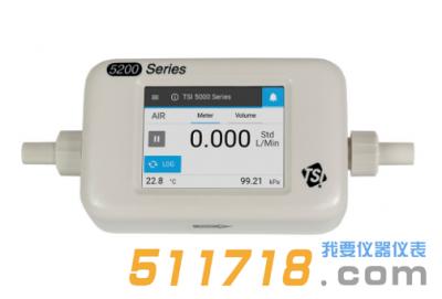 美国TSI 5200-3气体质量流量计
