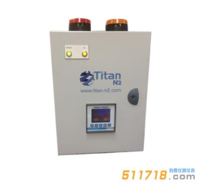 英国Titan N2 OMD-480便携式百分比氧气分析仪