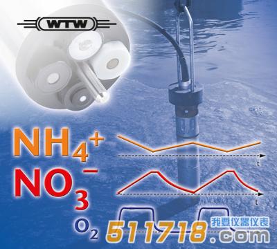 德国WTW VARiON 700IQ在线氨氮硝氮测定仪