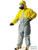 美国霍尼韦尔Honeywell RinbaGardianPlus喷雾致密型和液体致密型一体式防化服