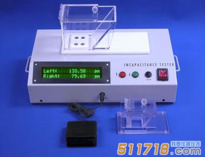 美国Columbus Instruments Incap双足平衡痛觉测试仪