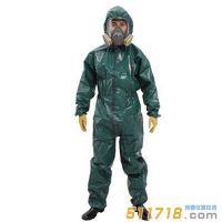 3M 4680(Type,3,4&5类防护)化学防护服