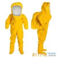 美国Dupont杜邦™Tychem®BR 527T B级液体致密型全封闭化学防护服