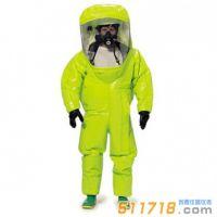 美国Dupont杜邦™Tychem® TK527T B级液体致密型全封闭设计化学防护服
