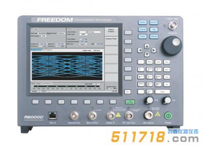 美国FREEDOM R8000C无线电综测仪