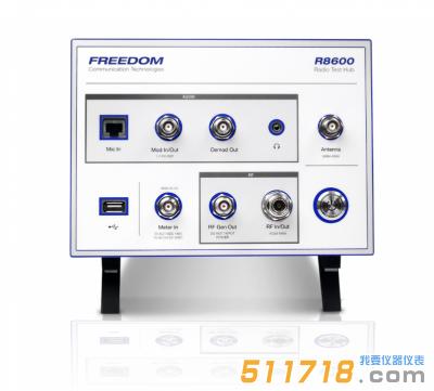 美国FREEDOM R8600无线电综合测试仪