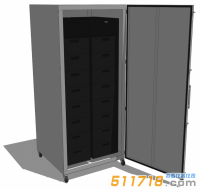 美国SCS CURPOD SPACE SAVR大型超低氧气调保鲜箱