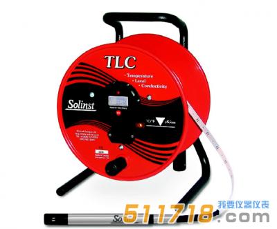 加拿大Solinst 107(温度、水位、电导率)三参数测量仪