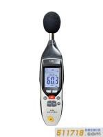 CEM DT-855S/855专业型噪音计