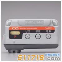 日本GASTEC CM-8A佩戴型一氧化碳检测报警器