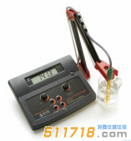 意大利HANNA(哈纳) EC214/EC215台式电导率仪