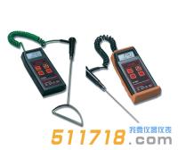 意大利HANNA(哈纳) HI9043/HI9044 K型热电偶式温度计