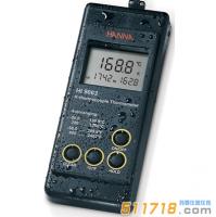 意大利HANNA(哈纳) HI9063防水型便携式温度计