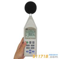 台湾泰仕 TES-1353S积分式噪音计