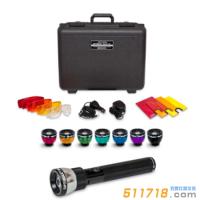 美国Spectronics OFK-8000A多波段检测警用紫外灯套装
