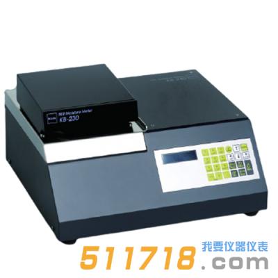 日本Kett KB-230水分仪