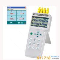 台湾泰仕 TES-1384四通道温度计/记录器
