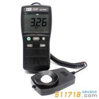 台湾泰仕 TES-1337数字照度计